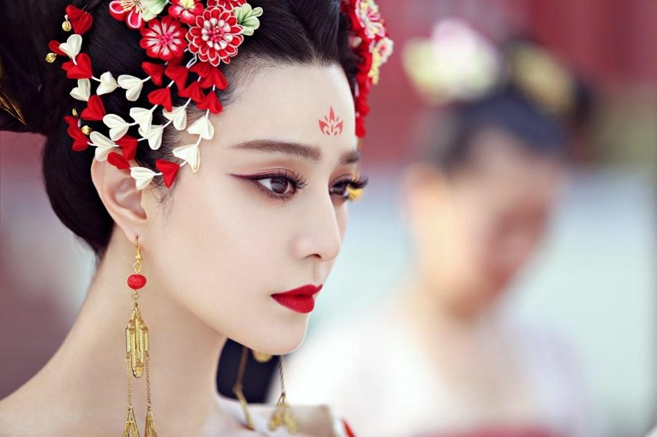 古代宫廷美女如何变美?